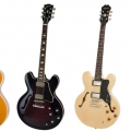 New Gibson and Epiphone models available